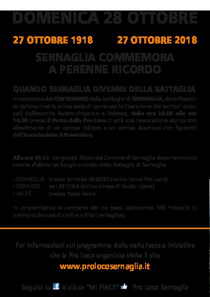 ProgrammaCentenario2018